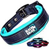 Black Rhino - The Comfort Collar Ultra Soft Neoprene Padded Dog
