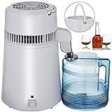 VEVOR Distillateur d'eau Purificateur d'eau Distillateur d'acier...