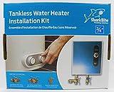 SharkBite 3/4 in. Tankless Water Heater Valves Installation Kit-25374