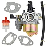 Carb Carburetor with Gaskets Fuel Line Filter for Coleman Powersports CT200U Trail 200 Mini bike...
