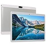 Smart Tablet Portatile Ultra Sottile 4G, Touch Screen Grande IPS HD da 10 Pollici Memoria 2G + 32G 2MP + 5MP Doppia Fotocamera 5000mAh Batteria WiFi Bluetooth Tablet