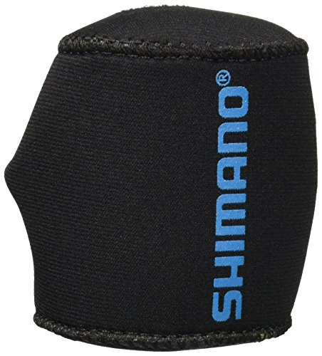 Shimano Neoprene Reel Cover, Medium, Black