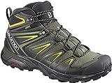 SALOMON X Ultra 3 Wide Mid GTX Castor Gra, Chaussures de randonnée pour Homme