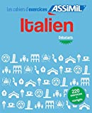 Cahier d'exercices Italien débutants