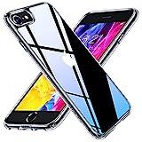 TORRAS 強化ガラス iPhone se2 用 ケース iPhone8 用 ケース iPhone7 用 ケース 2021 薄型 旭……