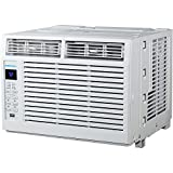 Emerson Quiet Kool 5,000 BTU 115V Window Air Conditioner with Remote Control, EARC5RD1, 5000, White