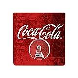 WENKO 4369720100 Crochet Static-Loc Coca-Cola Classic, Multicolore, 8 x 8...