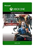 The Witcher 3: Wild Hunt - Blood and Wine - Xbox One Digital Code (Software Download)