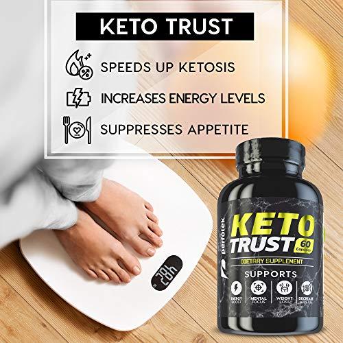 4 Pack Keto Diet Pills Weight Loss Supplement Fat Burner Advanced Extract Formula - Garcinia Cambogia - Raspberry Ketones, Green Coffee Bean, Green Tea All Natural, Ketogenic Diet for Women and Men 9