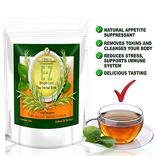 E-Z Detox Diet Tea & Slim for Life Detox Tea 2