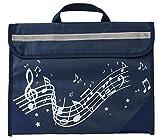 Musicwear - Pentagramma Borsa - Navy Blue [Import anglais]