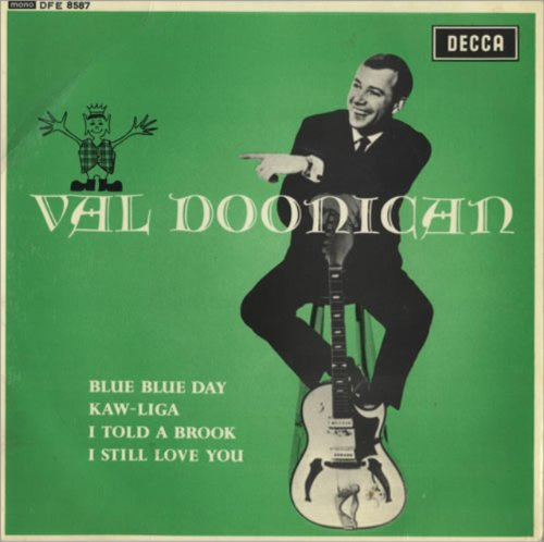 Val Doonican - Donnicas Irish Stew Ep - [7']