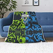 Material: Made Of High Grade 100% Microfiber Polyester, Which Is Super Soft, Durable And Warm. Its Superior Breathable Makes The Blanket Ideal For Sofa, Couch, Bed, Car And Airplane When Snuggling Or Relaxing. Pom Pom Design: Flannel Fabric With Pomp...