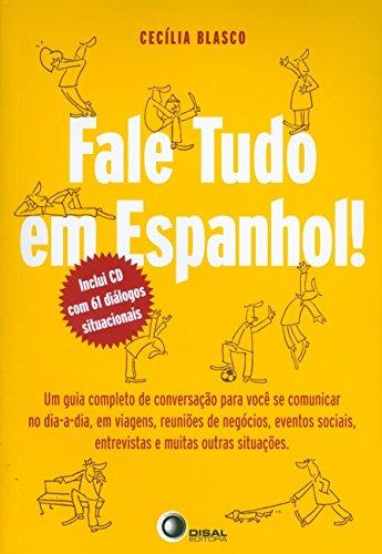 ¡Habla todo en português e español! (+ CD de audio)
