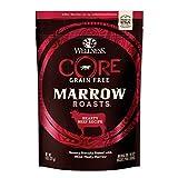 Wellness Core Marrow Roasts Natural Grain Free Dog Treats, Beef, 8-Ounce Bag
