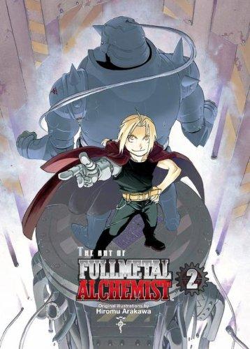 The art of fullmetal alchemist 2
