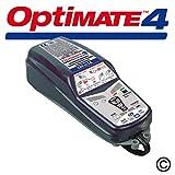 Optimate 4- Chargeur de batterie et climatiseur pour voiture