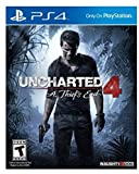Uncharted 4: A Thief's End - PlayStation 4 (Video Game)