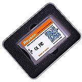 Reyann Adaptateur PCMCIA pour cartes SD, Adaptateur pour lecteur Benz PCMCIA...
