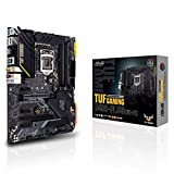 ASUS TUF GAMING Z490-PLUS (Wi-Fi) – Carte mère Intel Z490 LGA 1200 ATX, M.2,...