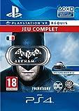 Découvrez Gotham à travers les yeux du meilleur détective au monde, alors qu'un nouveau mystère plane sur la ville. Incarnez Batman. Utilisez ses gadgets légendaires à l'aide de la réalité virtuelle pour lever le voile sur un mystère qui menace ses p...