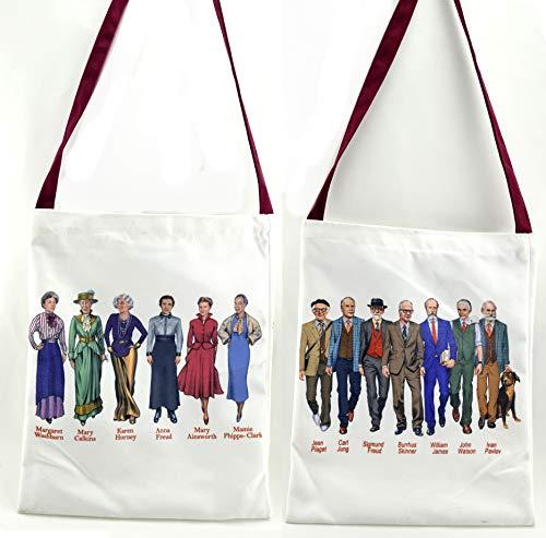 Famous Psychologist Tote bag