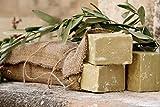 Olivenölseife - 100% Naturprodukt 100% Vegan. mit Vitamin E, A, C - Olivenöl Seife - Silikonfrei - Ohne Künstliche Zusatzstoffe- Plastikfreie Verpackung - Moè®