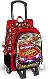 Mochila con Ruedas Disney Cars Rojo 42 cm. Toybags 2018