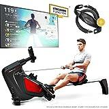Sportstech RSX500 rameur- marque de qualité allemande - video &...