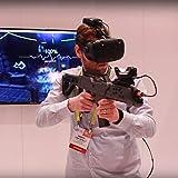 Video-Demo:https://www.youtube.com/watch?v=dr3F-bPGDHk Erste Pistole-förmigen HTC Vive Virtual Reality Gerät Controller mit Rückstoß, die die meisten immersive VR Schießen Erfahrung. VIVE Tracker Integration bauen für VR Shooter Für HTC Vive Virtual ...