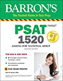 PSAT/NMSQT 1520 with Online Test (Barron's Test Prep)