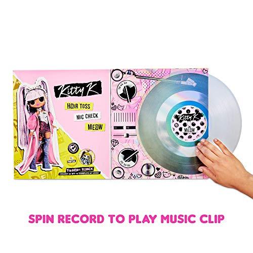 Image 3 - LOL Surprise OMG Remix - Avec 25 Surprises - A collectionner Poupée mannequin, Vêtements & Accessoires - Kitty K