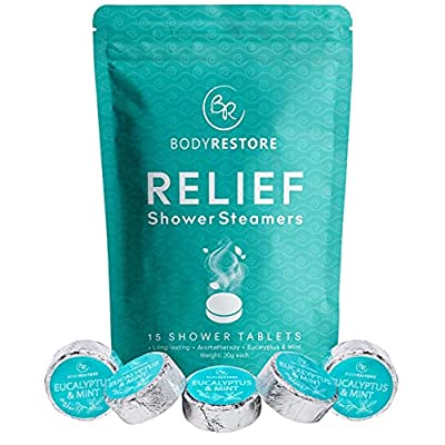 Eucalyptus Bed Time Relaxation & Nasal Congestion Relief; Infused with essential oils imported from the UK, our heavenly Eucalyptus scent will give you a great relaxing night of well rest. Wash Away All Day's Stress & Fatigue; with our aromatherapy s...