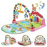 WYSWYG Baby Gym Play Mats para Floor, Kick and Play...