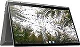 2020 Newest HP x360 2-in-1 14-inch FHD Touchscreen Chromebook 10th Gen. Intel Core i3-10110U, 8GB...