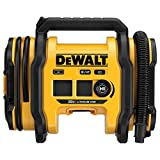 DEWALT 20V MAX Cordless Tire Inflator, Tool Only (DCC020IB)