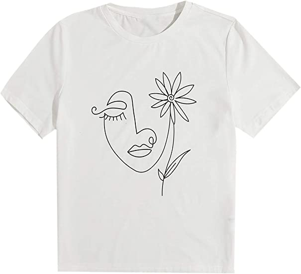 t-shirt with Picasso art