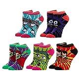 Teen Titans Go Socks Teen Titans Go Accessories Teen TItans Go Gift - Teen Titans Go Ankle Socks Teen TItans Go Apparel
