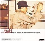 Jacques Tati (Jours de fête / Mon oncle / Les vacances de Monsieur Hulot / Playtime) -...