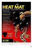 Exoterra Vivarium Tapis Chauffant pour Reptile 16 W