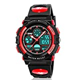 Gifts for Boys Girls Age 5-15, ATIMO Digital Watch Birthday Gifts for 6-16 Year Old Boy Girl Kids Present for 5-14 Year Old Boys Sports Watch