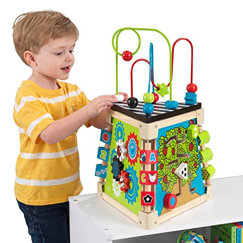 519N5yKdP3L - The 7 Best Activity Cubes for Toddlers to Boost Their Intellectual Development