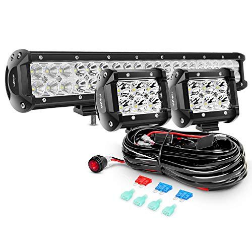 519OGDDrxOL - Best LED Light Bar for Trucks and Cars