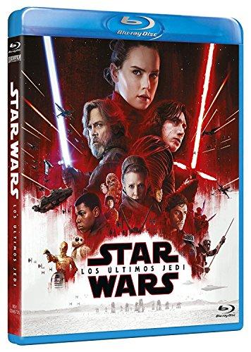 Star Wars: Los Últimos Jedi Blu-ray
