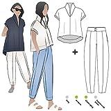 Style Arc Patrn de costura  Teddy by Two Outfit (tallas 18-30)  Clic para otros tamaos disponibles
