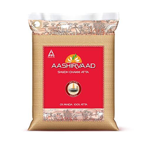 Aashirvaad Superior MP Atta, 5kg Pack