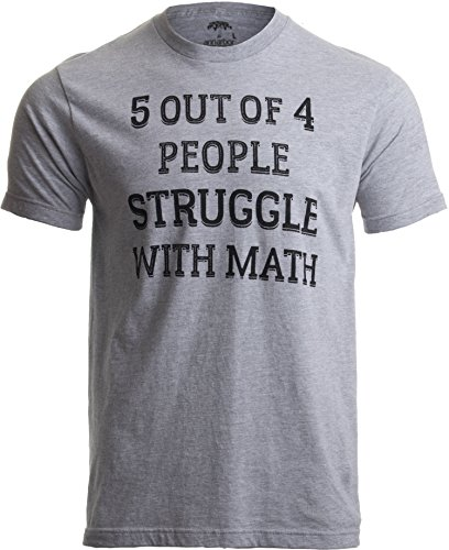5 of 4 People Struggle with Math | Funny School Teacher...