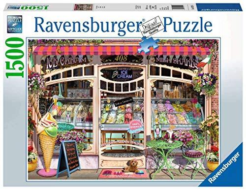 Ravensburger 16221 Gelateria Puzzle, 1500 Pezzi