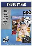 PPD A3 x 20 Blatt PREMIUM Inkjet 280 g/m2 Fotopapier Mikroporös Seidenmatt - Profiqualität - PPD-22-20