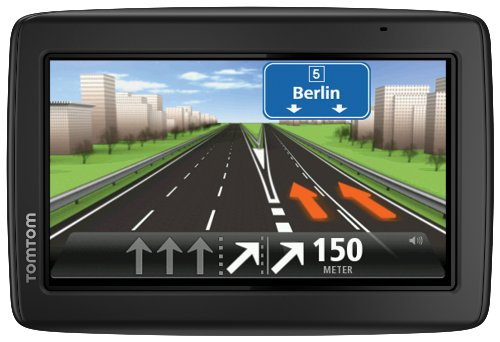 TomTom Start 25 Europe Traffic Navigationssystem(13 cm (5 Zoll) Display,...
